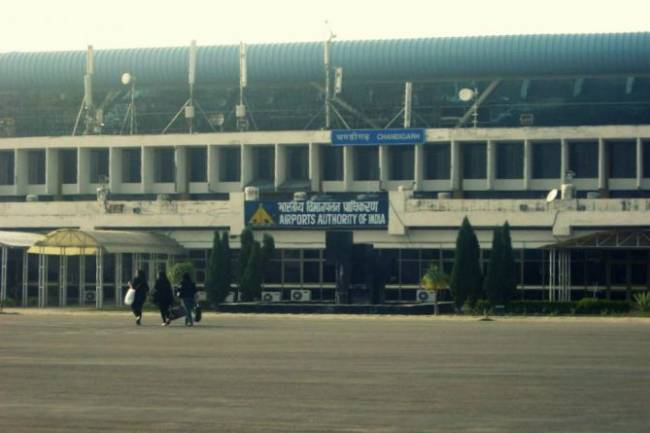 First International flight takes off from Chandigarh Airport